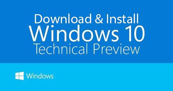 Windows 10 Technical Preview – Guida all'installazione