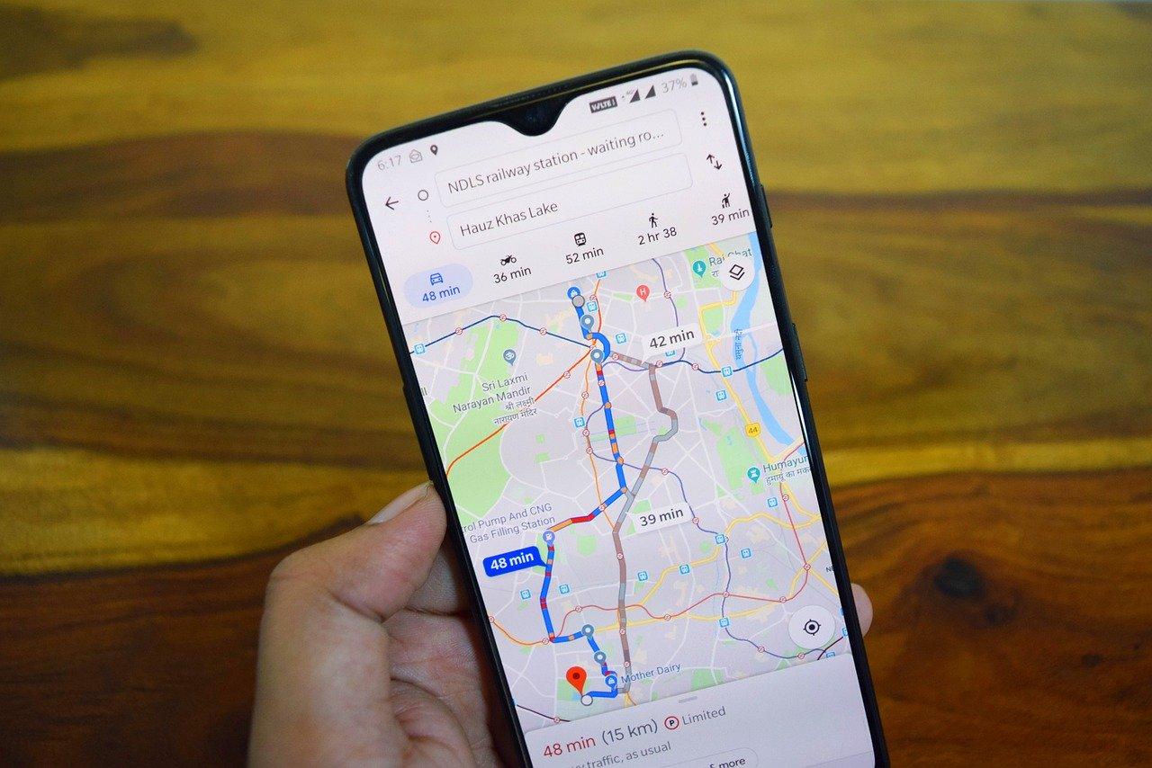 Disabilitare il tracciamento di Google Maps