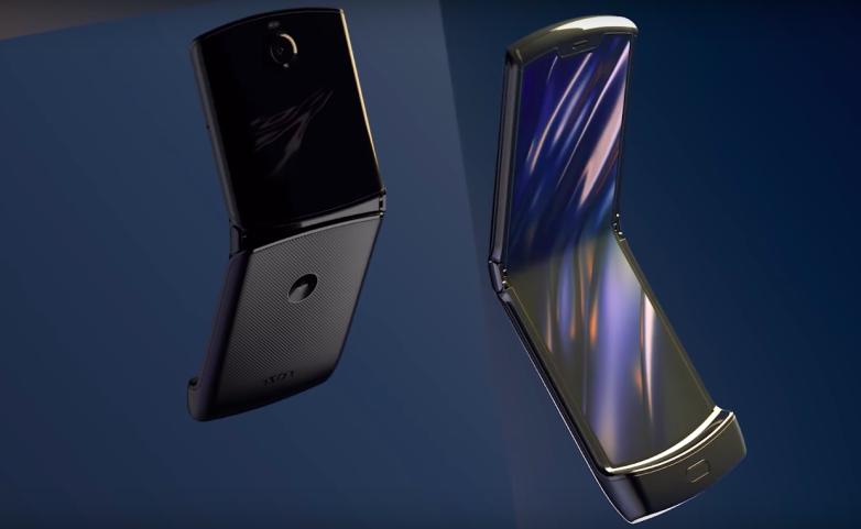 Il nuovo Motorola Razr